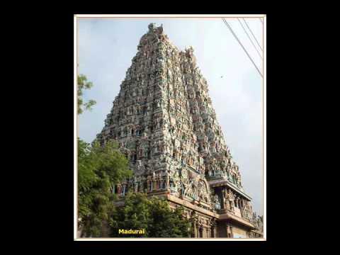 Madura Meenakshi Amman Temple Photo Gallery