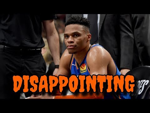 Why Russell Westbrook is the MOST DISAPPOINTING STAR IN NBA HISTORY