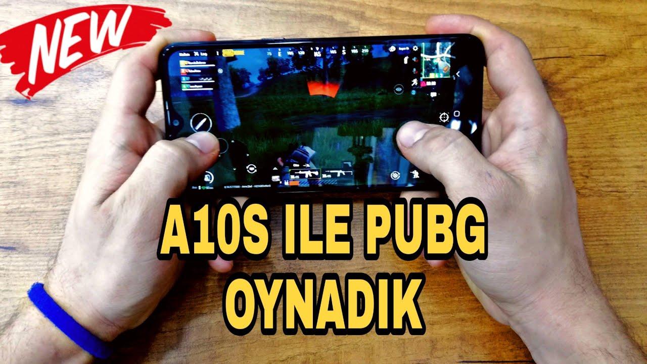 Samsung Galaxy A10s Pubg Test Youtube