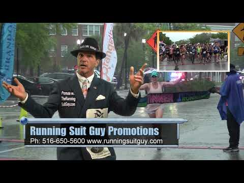 """AWV Production Jacksonville FL 904-425-1631 """" Running Suit Guy Promotions"""""""