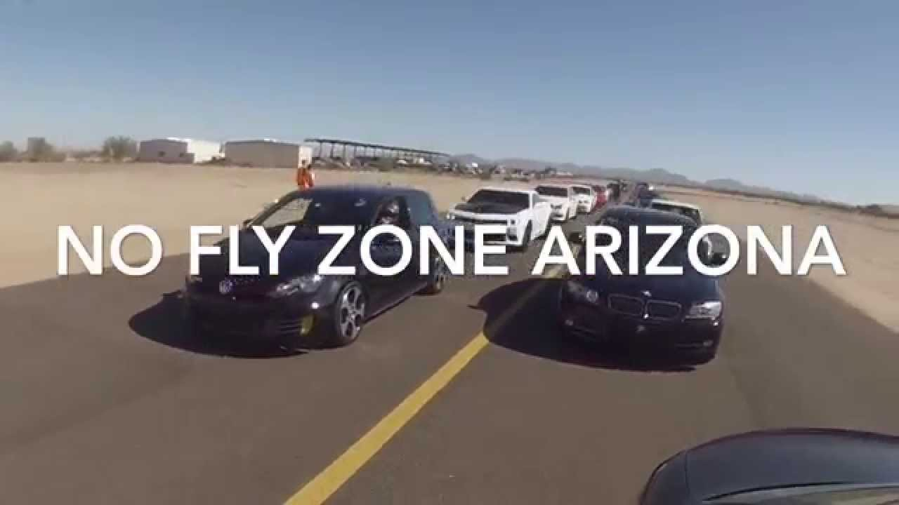 N55 PURE Stage 2 Turbo, 2012 135i, No Fly Zone AZ roll race 10-3-15