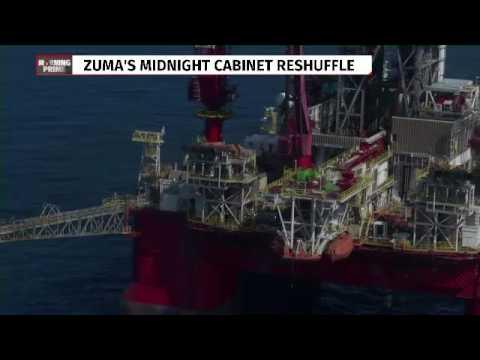 Equity analyst Singa Gungqisa reacts to cabinet reshuffle