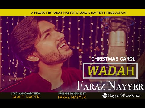 Gospel Song | WADAH | Christmas Carol | Faraz Nayyer | URDU CHRISTMAS SONG