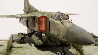 """Ghost Plane"" abandoned Mig-23 【Turn Around】"