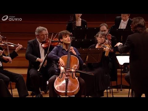 Queen Elisabeth Competition Cello 2017 - Victor Julien-Laferrière - Haydn Cello Concerto No 2