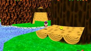 "(TAS) Super Mario 64: The Green Stars - Explore Deep Into The Forest ~ 13""43"