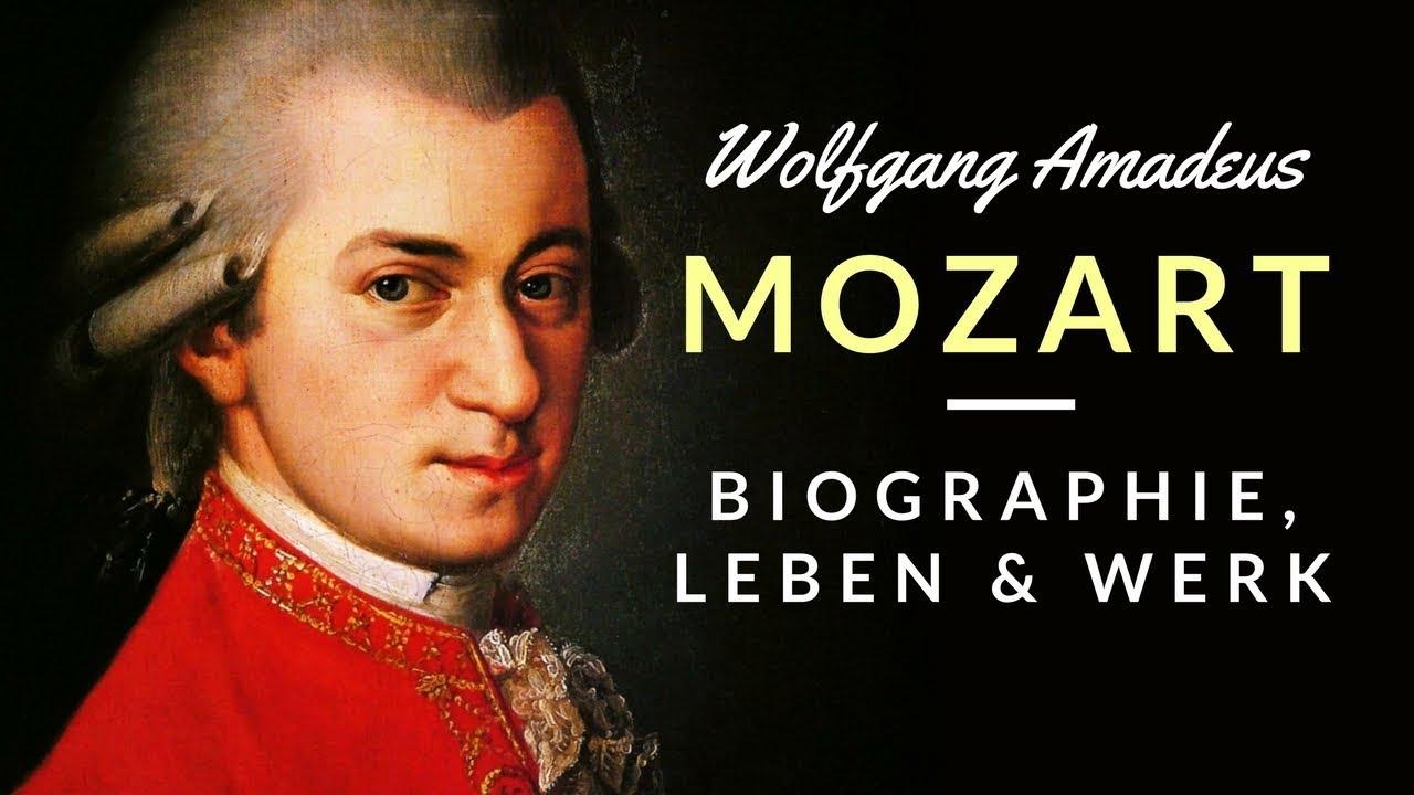 Mozart Biographie Sein Leben Und Werk