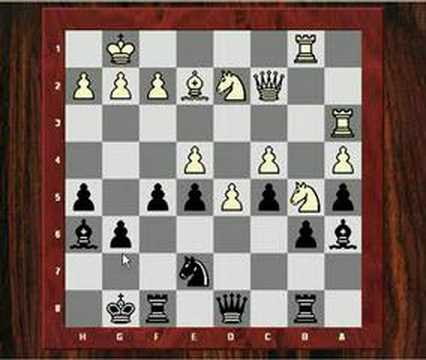 Kings Indian Defence: Instructive Chess Game - Marden ECF 164 vs Gavriel ECF 185 (Chessworld.net)