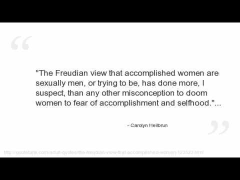 Carolyn Heilbrun Quotes