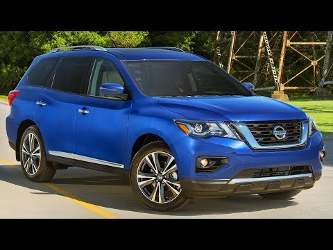 2020 Nissan Pathfinder - Large And Practical Luxury SUV