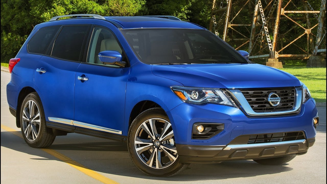 2020 Pathfinder Review.2020 Nissan Pathfinder Large And Practical Luxury Suv