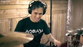 Markang Bungo - Valley of Chrome Drum Demo of Paul Eusebio with Armada Cymbals Zues B20 Series