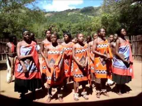 Sarkar Family, USA Travel Swaziland Cultural Village March 2012