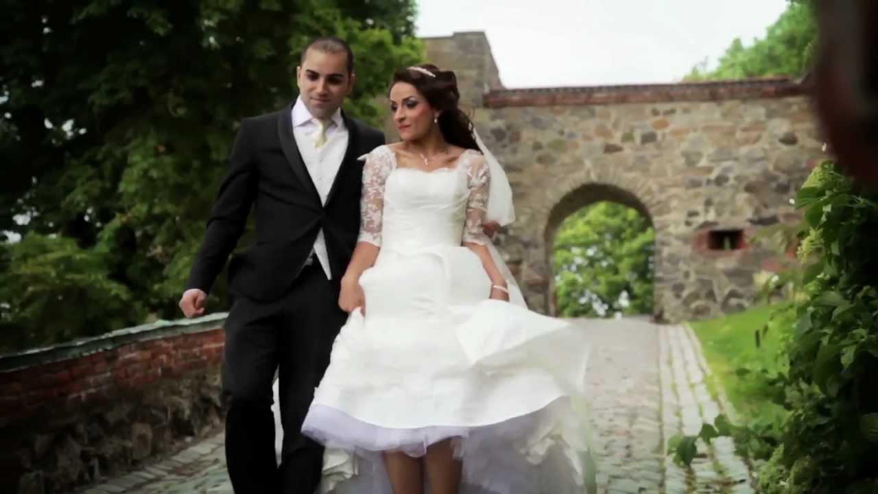 Bryllupsfilm til Hawzhin&Himen - YouTube