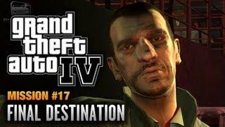 GTA 4 - Mission #17 - Final Destination (1080p)