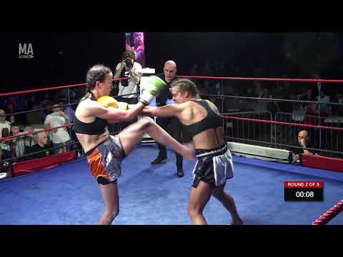 EBA ST PATRICK'S DAY 2018 -  Sarah WORSFORD vs Claire CLEMENTS