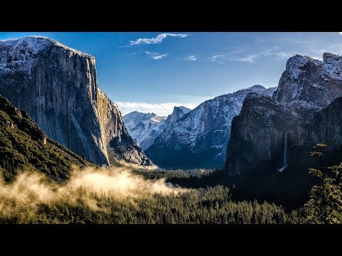 Serene World: Soothing Background Video of Nature and Planet Earth in HD