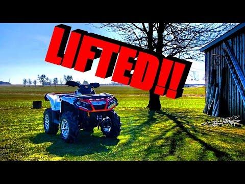 2015 Can-am Outlander 1000 High Lifter 2
