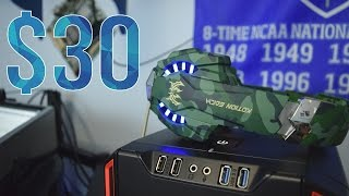 """$30 """"Gaming"""" Headset Review - EasyMX G9600"""