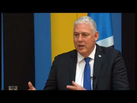 Prime Minister Allen Chastanet Media Briefing (Oct. 5, 2017)