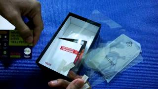Intex Aqua Xtreme Unboxing