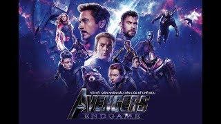 10 phút hồi kết của Avengers Endgame(Cực cảm động)