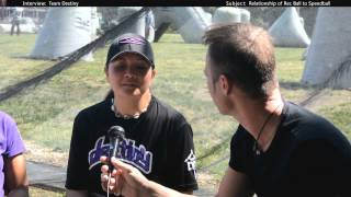 Interview with Team Destiny all girl paintball team - part 3
