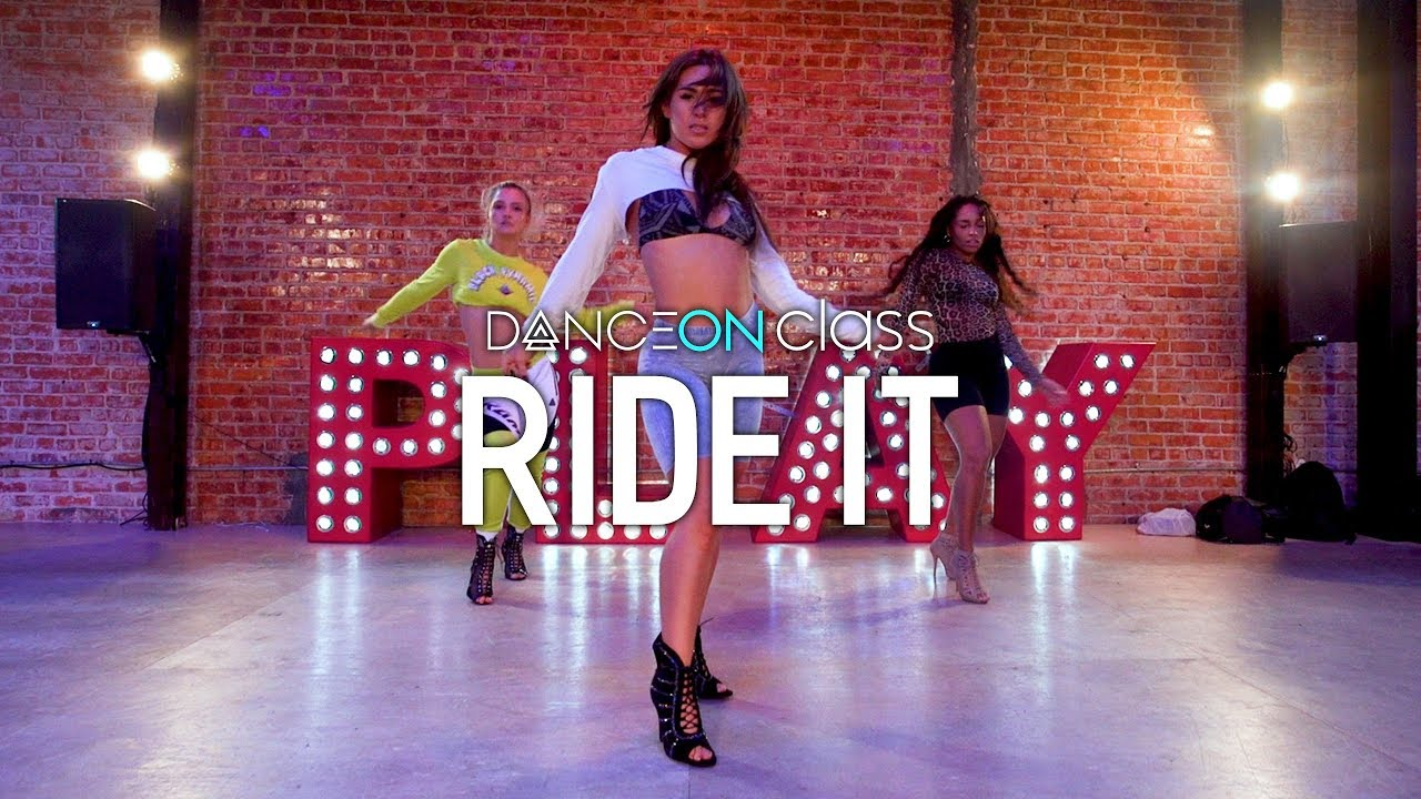 Regard – Ride It | Brinn Nicole Dance Class
