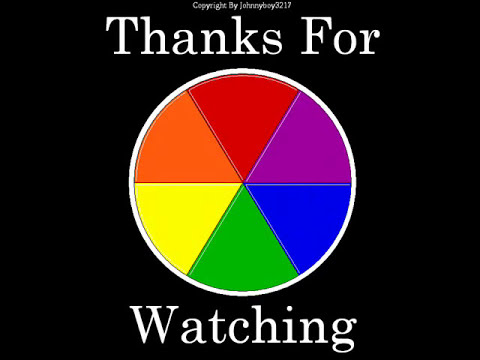 Learn Your Colors With The Color Wheel Theory Song Chart Makeup