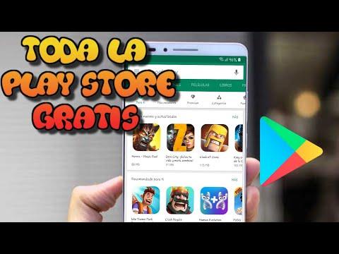 Obten Todos Los Juegos Y Apps De La PLAY STORE Gratis Y Hackeados (MODS) 😱