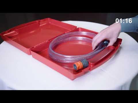 Inbetriebnahme SolKit aqua mit der Speedbox