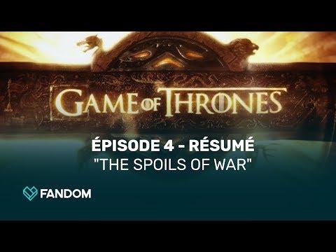 Game Of Thrones : Saison 7, épisode 4 - Résumé