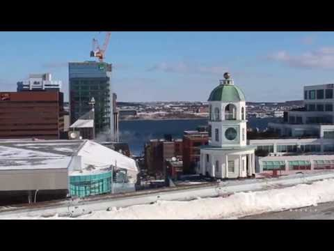How the view from Citadel Hill shapes Halifax