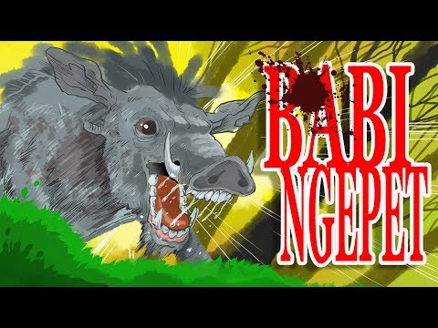 BABI NGEPET animasi - Episode 1