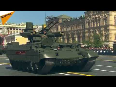 Russia: Highlights of the 2018 Victory Day Parade in Moscow