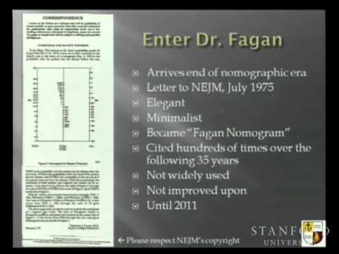 Bayes, Medical Diagnostics, and Nomograms