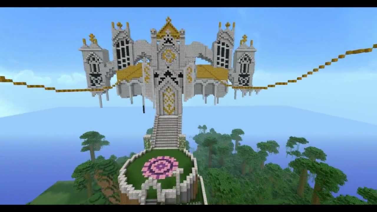 Minecraft Kingdom Hearts: Land of Departure - YouTube