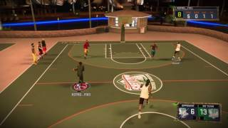 THIS IS WHY I AM *UNGUARDABLE* NBA 2K17 MyPARK