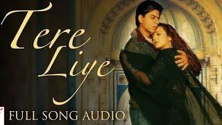 Gambar cover Tere Liye / sad song / Heart  Artists:Lata Mangeshkar,Roop Kumar Rathod  Movie:Veer-Zaara