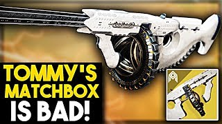 TOMMY'S MATCHBOX IS THE WORST EXOTIC - NEW SEASON OF DAWN EXOTIC