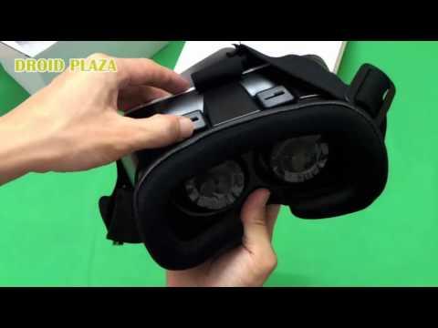 BOX XEM ĐT 3D- VR BOX V5 VIRUAL REALITY GLASSES- HÀNG CAO CẤP