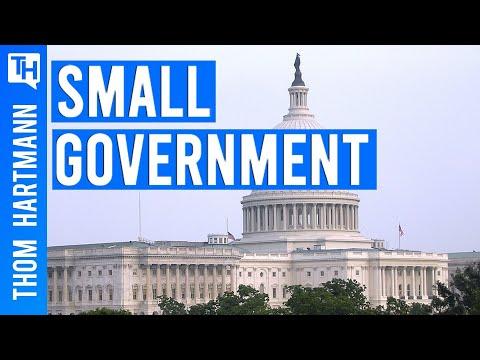 Trump Shutdown a Dream for Small Government Far Right (2019)