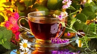 Монастырский чай из Крыма