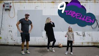 9 Tabellen|Sjov med MusmatikITabelsange, dans og klap