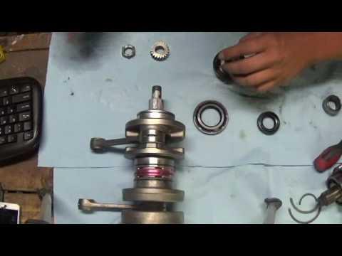 Banshee crank seal install