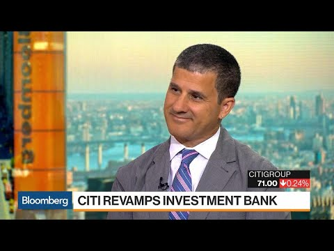 Citigroup Revamps Investment Bank Following Key Departures