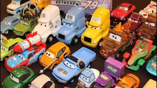 Gambar cover All My Disney Cars Cancelled Releases from 2009 to 2017 (Haulers, Team Sets, etc)