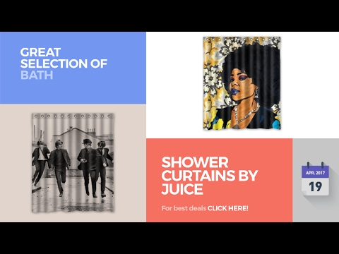 Shower Curtains By Juice Great Selection Of Bath Products