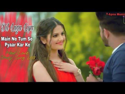 Dil Laga Liya - Full Video | Dil Hai Tumhaara |Cover By Amarabha Banerjee | New  Bollywood Song 2018