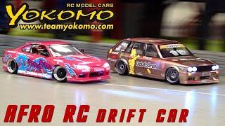 AFRO RC YOKOMO YD-2 SX3 PRO DRiFT CAR BUiLD - PART 3   RC ADVENTURES